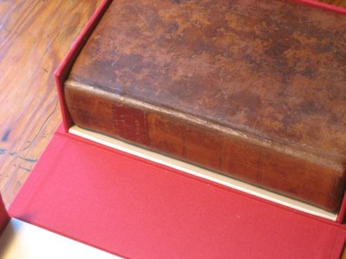 Johnson's Dictionary repair