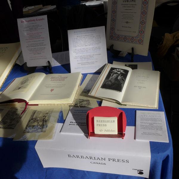 Barbarian Press